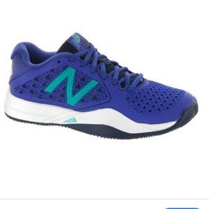 🔥 New Balance woman tennis shoe purple 10.5